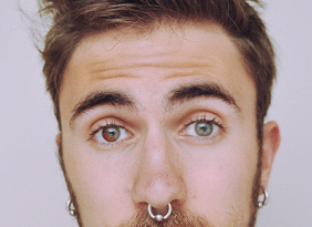 male septum